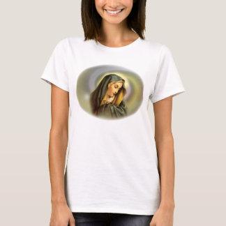 Heilige gesegnete Jungfrau Mary T-Shirt