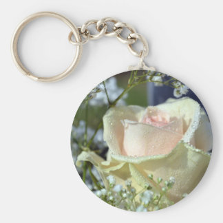 Heilige Gewerkschafts-Gastgeschenk Hochzeit Keycha Standard Runder Schlüsselanhänger