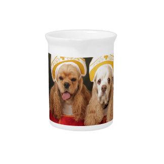Heilige Jagdhund-Konklave Getränke Pitcher