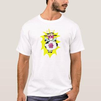 HEILIGE KUH! Shirt (Wörter ziehen an sich) zurück