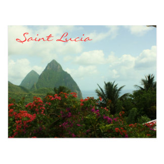 Heilige Luciapitons-Postkarte Postkarte