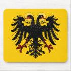 Heilige römisches Reich-Flagge Mousepad