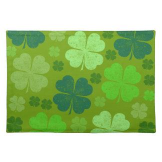Heiligen Patrick Tag, der Tag des Heilig-Paddys - Tischset