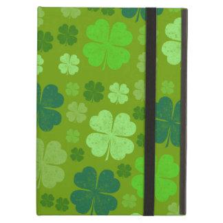 Heiligen Patrick Tag, glücklicher Klee - Grün