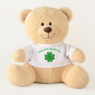 Heiligen Patrick Tag Teddy