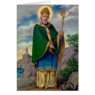 Heiligen Patrick Tageskarte Karte