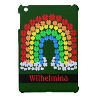 Heiligen Patrick Tagesklee-Regenbogen iPad Mini Hülle