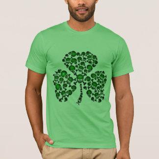 Heiligen Patrick Tagesschädel T-Shirt