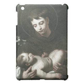 Heiliger Anthony von Padua Baby Jesus halten iPad Mini Hülle