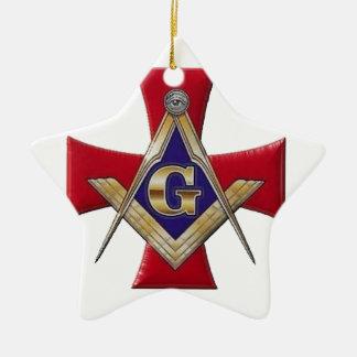 Heiliger Auftrag der Bruderschaft Keramik Ornament