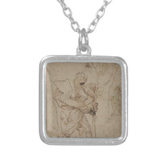 Heiliger Christophorus durch Hieronymus Bosch Schmuck