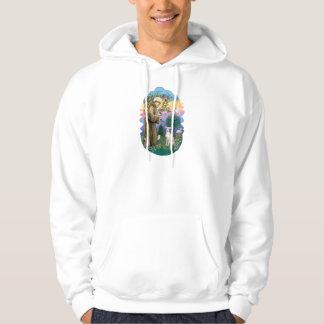 Heiliger Franziskus - Kitz Whippet Hoodie
