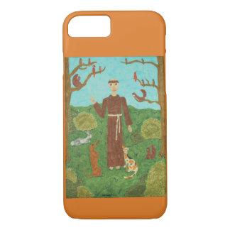 Heiliger Franziskus von Assisi iPhone 8/7 Hülle