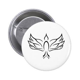 Heiliger Geist Taube Buttons