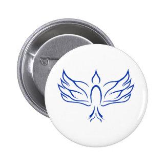 Heiliger Geist Taube Anstecknadelbuttons