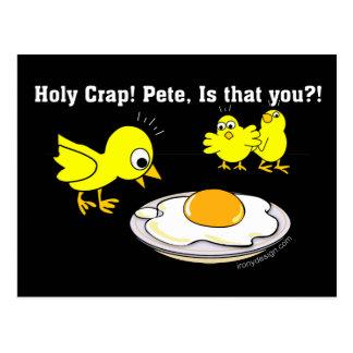 Heiliger Mist Peter ist dass Sie