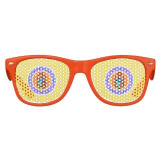 Heiliger Scarabäus Partybrille