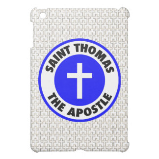 Heiliger Thomas der Apostel iPad Mini Hülle