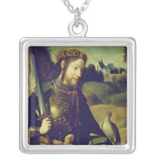 Heiliges Bavo Halsketten