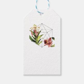 Heiliges botanisches geschenkanhänger