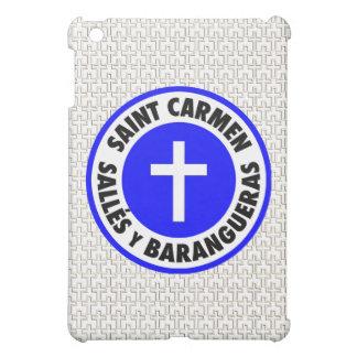 Heiliges Carmen Sallés y Barangueras iPad Mini Hülle