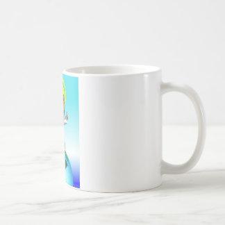 Heiliges Donald Kaffeetasse