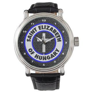 Heiliges Elizabeth von Ungarn Armbanduhr