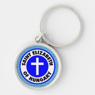 Heiliges Elizabeth von Ungarn Schlüsselanhänger