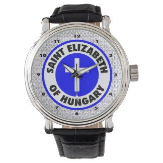 Heiliges Elizabeth von Ungarn Uhr