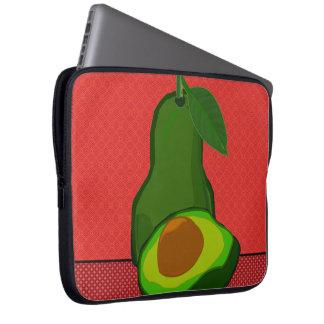 Heiliges Guacamole! Köstliche Avocado! Laptopschutzhülle