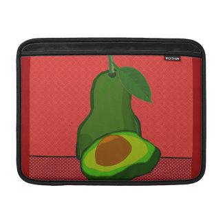 Heiliges Guacamole! Köstliche Avocado! MacBook Sleeve