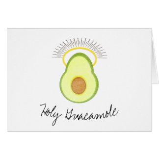 Heiliges Guacamole, werden älter, Geburtstag Karte