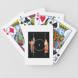 Heiliges Heiliges Johns Bicycle Spielkarten