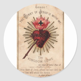Heiliges Herz Stickers