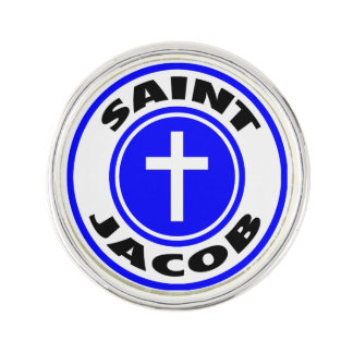 Heiliges Jakob Anstecknadel