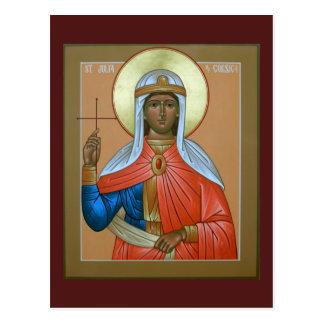 Heiliges Julia von Korsika Postkarte