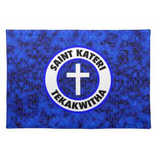 Heiliges Kateri Tekakwitha Tischset