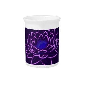 Heiliges Lotus Krug