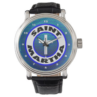 Heiliges Martha Armbanduhr