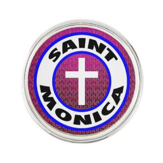 Heiliges Monica Anstecknadel