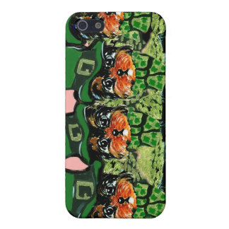 Heiliges Patty Yorkie Poos iPhone 5 Case