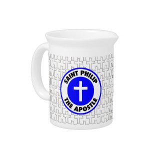 Heiliges Philip der Apostel Getränke Pitcher