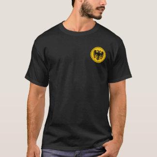 Heiliges römisches Reich-Doppeltes ging T-Shirt