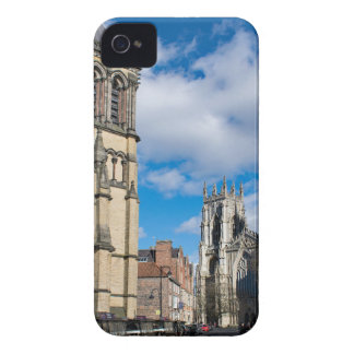 Heiliges Wilfrids und YorkMinster. iPhone 4 Cover