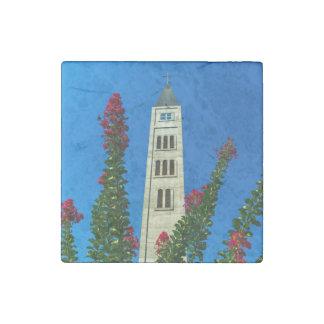 Heiligesluke-Turm in Mostar, Bosnien und Stein-Magnet