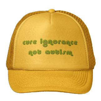 Heilungs-Ignoranz-(grüne) Hüte Trucker Cap