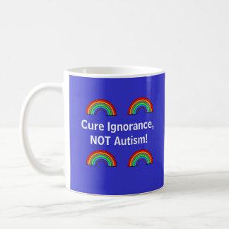 Heilungs-Ignoranz, NICHT Autismus! Kaffeetasse
