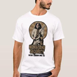 Heimat-Sicherheits-kundengerechter T - Shirt