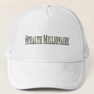 Heimlichkeits-Millionär Truckerkappe