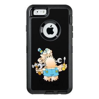 Heimwerker-Apple iPhone 6 Verteidiger-Fall OtterBox iPhone 6/6s Hülle